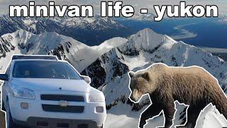 Van Life Yukon - Mt. Archibald