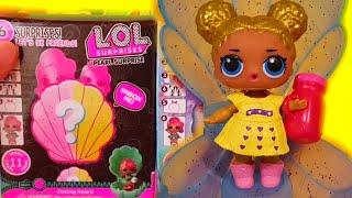 НОВЫЙ ЛОЛ РАКУШКА 11 Серии! Круче ДЕКОДЕР? Куклы LOL Dolls Surprise Pearl/Fake