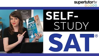 How to Self Study for the New SAT® Test