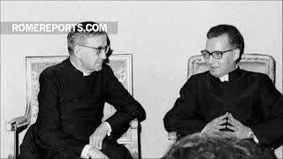   Tiểu sử và hình ảnh Đức Cha Javier Echevarria