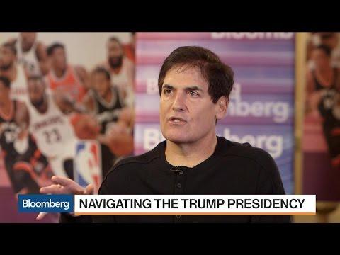 Mark Cuban on Trump Administration, Future of Jobs