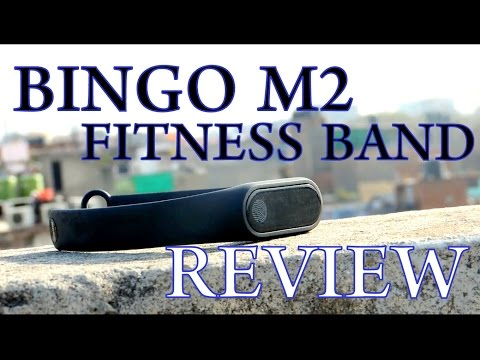 Bingo M2 Fitness Band Review Hindi/English | Good or Bad | Advantage/Disadvantage | Let's Checkout