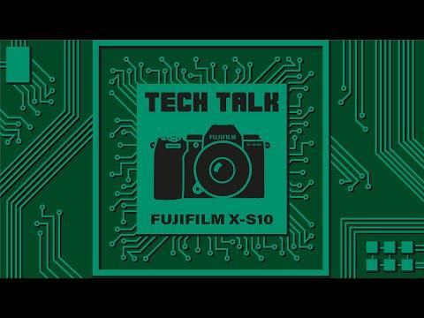 Fujifilm X-S10 Kit (16-80mm, 26.10Mpx, APS-C / DX)