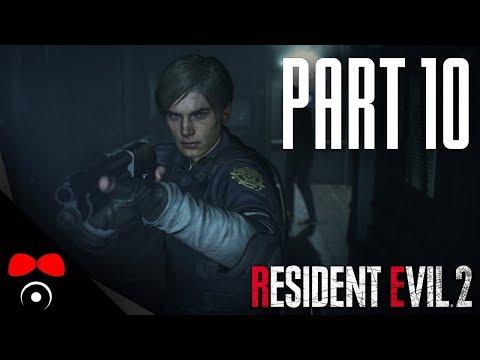 LEONOVO FINÁLE! | Resident Evil 2 #10