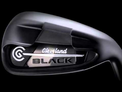 Cleveland Golf Black Golf Clubs.flv