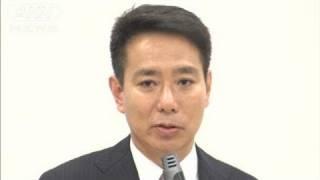 「挙党一致で国難乗り越える」前原氏が出馬表明11/08/23