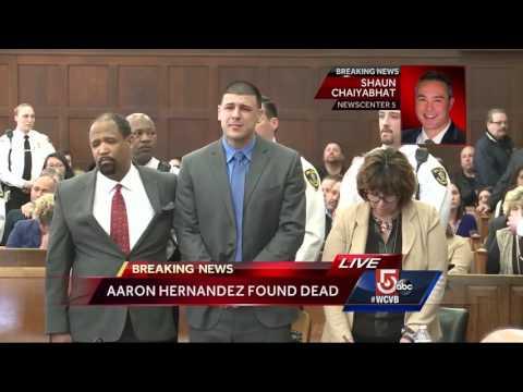 Reporter talks about Aaron Hernandez's demeanor before NFL star's suicide