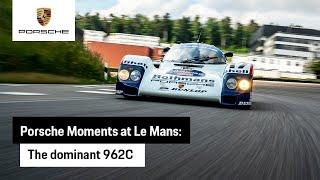 Le Mans: the Porsche Success Story - Episode 4