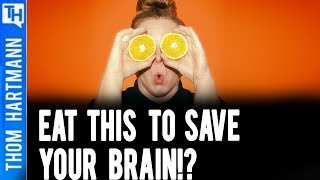 Lower Your Risk of Cognitive Decline by Eating This