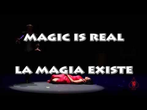 MAGIA A LO GRANDE