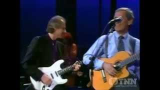 """Mark Knopfler & Chet Atkins - """"I'll See You In My Dreams"""" (Live, 1987)"""