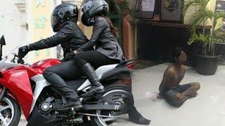 Mantan Kekasihnya Berboncengan dengan Pria Lain, Wellyanda Cemburu lalu Bakar Sepeda Motor si Pria