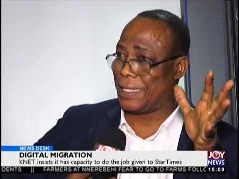 Digital Migration - News Desk on JoyNews (19-9-18)