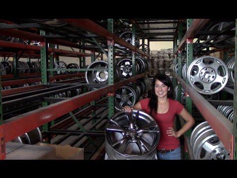 Factory Original Lexus HS 250H Rims & OEM Lexus HS 250H Wheels – OriginalWheel.com