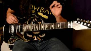 Basic Introduction to 7 String Guitar