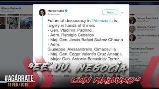.@botellazo | NEGOCIACIÓN DEL DICTADOR EN PUERTA | PARTE 1 | AGÁRRATE | FACTORES DE PODER