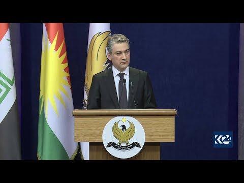 بەڤیدیۆ.. كۆنگرهى رۆژنامهوانى گوتهبێژى حكوومهتى ههرێمى كوردستان