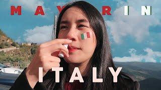 อิตาลี พี่ไม่ได้มาเล่นๆ 10เมือง7วัน เราทำได้!!! | MayyR in Italy
