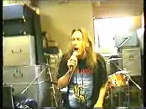 Репетиционное видео группы СС-20 (1990 г.)