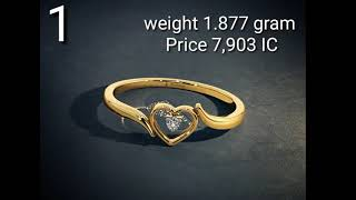Gold Rings Designs From Bluestone