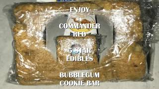 COMMANDER RED COOKIE BAR RECIPE