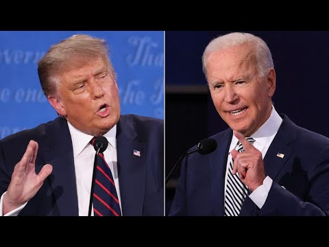 Biden SNUBS Bernie In HEATED Healthcare Debate With Trump