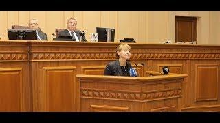 Голос переселенцев должен прозвучать. Ольга Бабенко – на защите прав украинцев