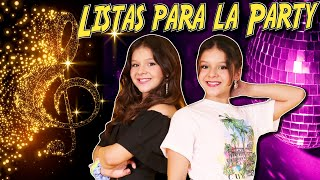 🎤¡¡NUESTRA CANCIÓN!! 🎶 LISTAS PARA LA PARTY (Video Oficial) ✨KARINA Y MARINA feat Jose Seron