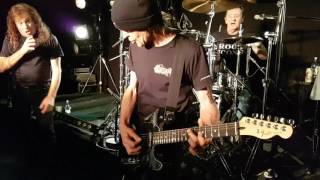 Phil Rudd Band Shot Down In Flames 07/04-17