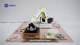 Dobot Magician Lite – Bon Appétit