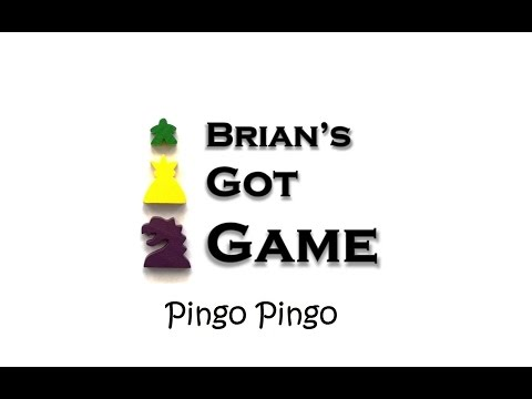 Brian's Got Game - Pingo Pingo Review