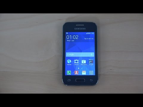 Samsung Galaxy Young 2 - First Look (4K)