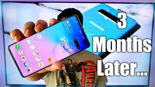 I Love My Samsung Galaxy S10 Plus!! 3 Months Later Review