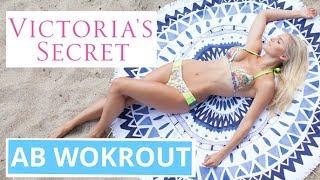 Victoria Secret Abs | Rebecca Louise
