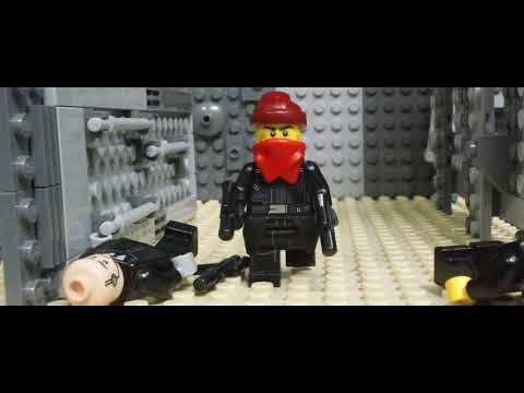 LEGO Black Parther Shoot Out