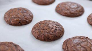 מתכון לעוגיות בראוניז שוקולד