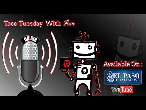 Taco Tuesday With Ace Episode 4 with Special Guest - Colin Deaver
