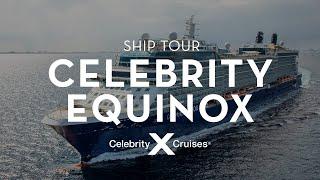 Celebrity Equinox: Ship Tour