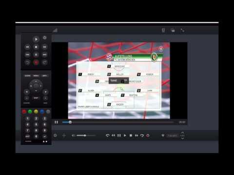Slingbox pro dreambox 800hd se Fernbedienung