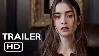 INHERITANCE Trailer 2 (2020) Lily Collins, Simon Pegg Movie