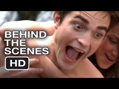 Twilight Breaking Dawn Part 1 - Nostalgia on Set (2012) HD