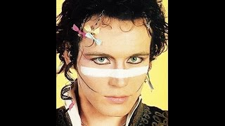 "ADAM ANT ""WONDERFUL"" 1995 (BEST HD QUALITY)"