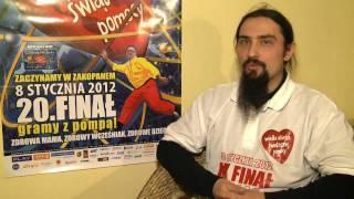 preview picture of video 'WOSP XX PASŁĘK'