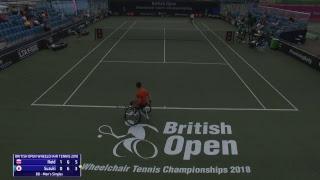 2018 British Open Wheelchair Tennis Championships - Day 2