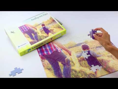 fotopuzzle.de | Unser Fotopuzzle 100 Teile