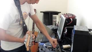 DEEP HOUSE- DJ AND GUITAR LIVE IMPROVISATION by guitarland