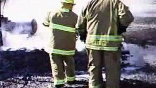 fire training at certc