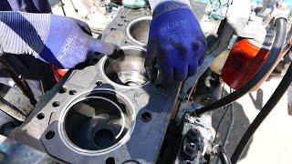 Belarus MTZ-82 restoration project. Part 12   Replacing Head Gasket