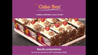cake-box-interim-results-investor-presentation-23-11-2020