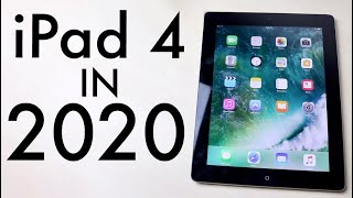 iPad 4 In 2020! (Still Worth It?) (Review)
